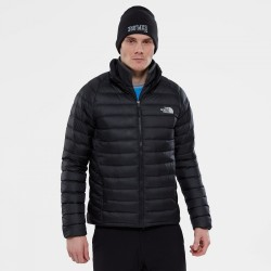 THE NORTH FACE - The North Face Trevail Erkek Mont Black