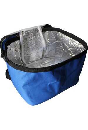 Thermobag Termal Termos Çanta 10litre Mavi