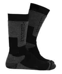 THERMOFORM - Thermoform Outdoor Çorap Siyah 39-42