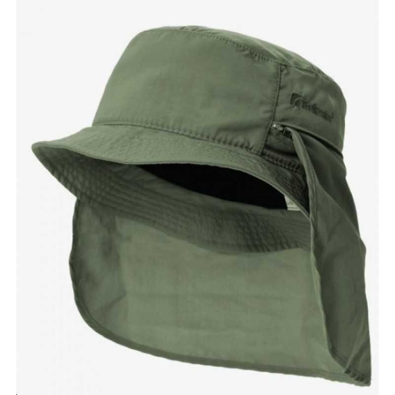 Trekmates Mojave Katlanır Yazlık Terletmez Şapka Yeşil 7e973d1cb4
