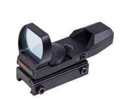 TRUGLO - Truglo Çift Renkli 5 Moa Açık Red Dot Siyah