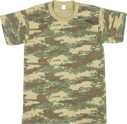 YERLİ ÜRETİM - Tümteks Askeri Atlet