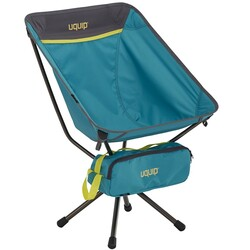 UQUIP - Uquip 3 Sixty Chair 360° Dönebilen Ultra Hafif Sandalye Petrol Yeşil