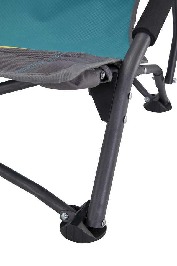 Uquip Sandy Yüksek Konforlu & Takviyeli Katlanır Plaj ve Kamp Sandalyesi