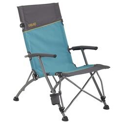 UQUIP - Uquip Sidney Yüksek Konforlu & Takviyeli Katlanır Kamp Sandalyesi