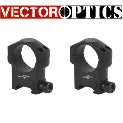 VECTOR OPTICS - Vector Optics 30Mm Taktikal Yüksek Dürbün Ayağı Sctm-08