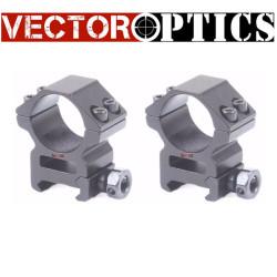 VECTOR OPTICS - Vector Optics 25.4Mm Weaver Dürbün Ayağı Scot-52C