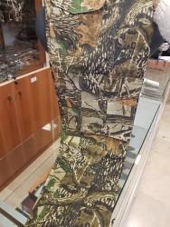 YERLİ ÜRETİM - Güney Orman Desenli Pantolon